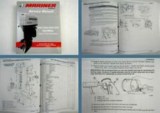 Mariner Mercury 115 135 150 175 Optimax Direct Fuel Injection Service Manual