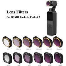 For Dji Osmo Pocket/Pocket 2 Filter Uv Nd Cpl Filters Osmo Pocket 2 Accessories