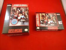 Where in the World is Carmen Sandiego Super Nintendo SNES Empty Boxes ONLY
