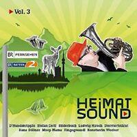 BR-HEIMATSOUND,VOL.3 - FRED FESL, AMI, ERIKA STUCKY -  2 CD NEU
