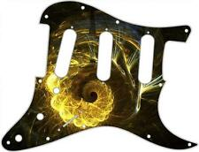 Stratocaster Pickguard Custom Fender SSS 11 Hole Guitar Pick Guard Abstract 6