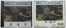 THE BEST OF RAF MECCANISMO RARE CD 1994