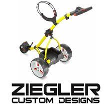 NEW Motocaddy ZIEGLER S1 Yellow with Lithium
