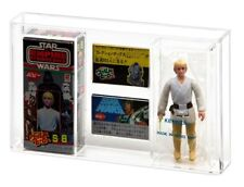 GW Acrylic Display Case Japanese POPY Boxed Vintage Star Wars ESB Figure -AMC003