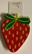 Happy Everything 2020 Spring Party Strawberry Mini Attachment Nwt
