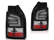 LED REAR TAIL LIGHTS LDVW97 VW TRANSPOTER T5 2010 2011 2012 2013 2014 2015 BLACK