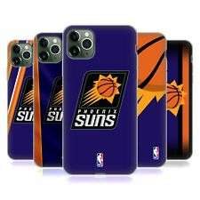 OFFICIAL NBA PHOENIX SUNS SOFT GEL CASE FOR APPLE iPHONE PHONES