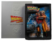 Back to the Future Diorama Sculpted Movie Poster & Ultimate Visual History Colle