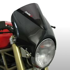 Windschild Puig VN für Ducati Monster 800/900 Cockpit-Scheibe carb/dk