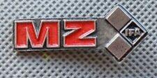 MZ IFA Pin Logo Emblem ETZ 250 Zschopau Motorrad Biker Motobike DDR Kult
