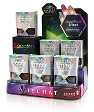 LeChat Perfect Match Spectra Collection Gel Polish + Nail Lacquer Set of 6