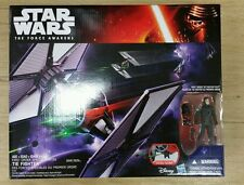 """FIRST ORDER TIE FIGHTER with 3.75""""Pilot Star Wars VII The Force Awakens Sold Out"""
