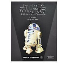 "Star Wars R2-D2 R2D2 7.5"" Medicom RAH Real Action Heroes Figure with Lights SFX"