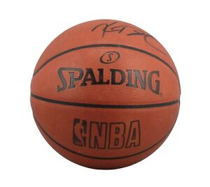 Kevin Durant Signed Game Used * First Basketball Ever * JSA COA Rookie Autograph