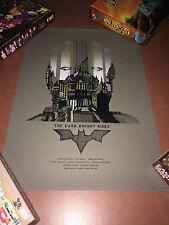 BANE BATMAN THE DARK KNIGHT RISES - NOT MONDO KARL TAGLE KYT poster print