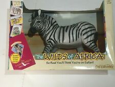 Ertl Collectibles The Wilds Of Africa Zebra