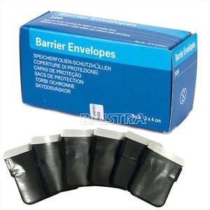 3000/pack Size 2 Dental Digital X-Ray ScanX Barrier Envelopes for Phosphor Plate