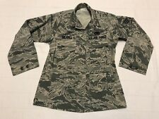Womens USAF Utility Coat Air Force Camouflage Pattern Size 4R (SWW1)