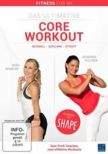 Das ultimative Core Workout, 1 DVD