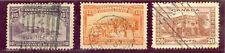 CANADA YT 1908 Nº90-92 USADO