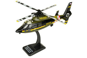 21795 New Ray AS365 N3 Dauphin 1/48 Model N82MD Maryland State Police Aviation