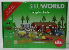Siku World 5603 Stable Landscape Playset with John Deere Gator TH 6x4 Gas Model