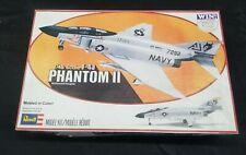 VINTAGE Revell ~F-4J Phantom II~ Jet Model Kit #4501...1:48 Scale...UNSTARTED!