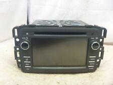 13 14 Buick Enclave Traverse MyFi Touchscreen Radio Cd Player 23162866 RPQ18