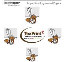 TexPrint-R Sublimationspapier,  120 g/qm,DIN A4 / 110 Blatt/Pack: