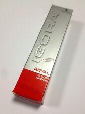 Schwarzkopf Igora Royal colorazione per capelli  60 ml