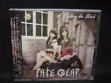 FATE GEAR A Light In The Black JAPAN CD Destrose Dragon Guardian Japan Girl Rock