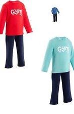 Conjuntos de ropa de niño de 0 a 24 meses rojas de bebé