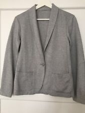 Brand New With Tag Dove Grey Uniqlo Soft Cardigan Jacket S