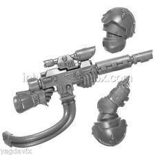 GISC17 BRAS FUSIL RADIAN MILITARUM TEMPESTUS SCIONS WARHAMMER BITZ WK40 18-19-20