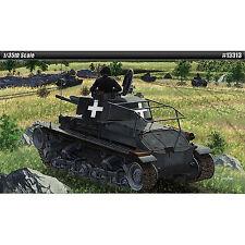 1/35 Pz.bef.wg.35(t) German Army Command Tank Academy Hobby Model Kits 13313