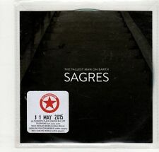 (GM655) The Tallest Man On Earth, Sagres - 2015 DJ CD