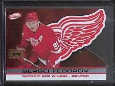 2001-02 Pacific Atomic Hockey Premiere Date Parallel #35 Sergei Federov