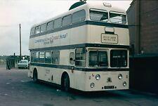 D7 5927 W Sheffield Transport 6x4 Quality Bus Photo