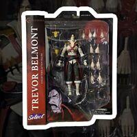 Castlevania Select Action Figure Trevor Belmont Diamond Select 18 Cm