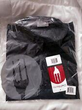 Chef Works - D150-BLK-L - Server Black Dress Shirt (L)