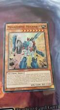 N°0570 - yu gi oh - mégaforme méchabot - lots de 3 cartes - super rare