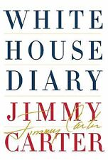 WHITE HOUSE DIARY by JIMMY CARTER (NEW 2010 Hardcover) ✧  Free Shipping