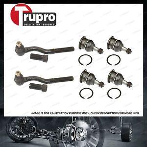 Trupro Steering Suspension Kit for JEEP CJ SERIES CJ5 CJ6 CJ7 CJ8 1972-83