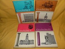 DDR Schulbücher Geschichte