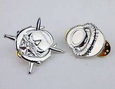 US ARMY SPECIAL OPERATIONS DIVING SUPERVISOR BADGE & NAVY SCUBA DIVER INSIGNIA