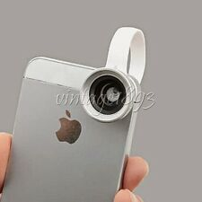 Fish Eye Lens For iPhone6 5 5s 5c 4S Samsung Galaxy S2 S3 S4 S5 Note 2 3 Phone