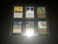 Alpha & Beta Magic The Gathering lot ON SALE! GREAT CONDITION!