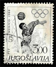 Yugoslavia Olympic Games Mexico 1968 Stamp (23)