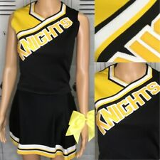 New listing Real Cheerleading Uniform Knights Youth Large