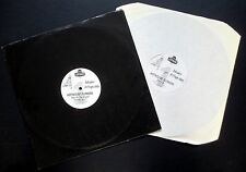 """HOTHOUSE FLOWERS 2 X 12"""" PROMO SINGLES DON'T GO & FEET ON THE GROUND 1988"""